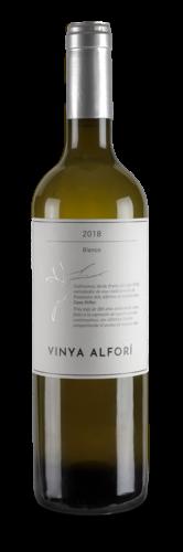 vinya alfori blanco 2018