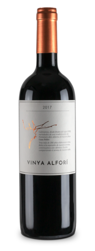 vinya alfori tinto 2017